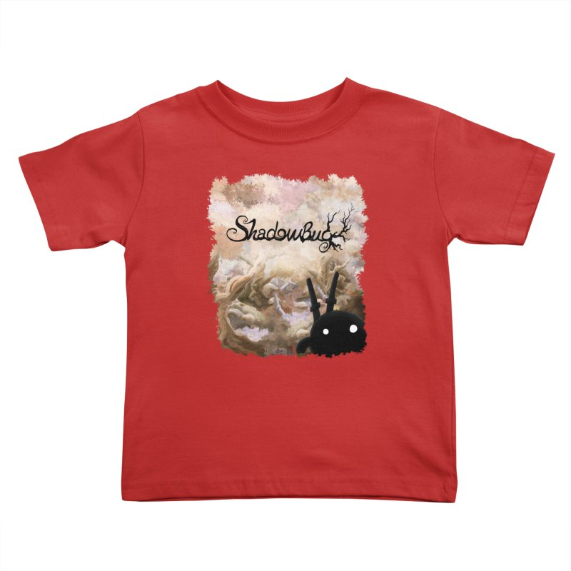 Shadow Bug Kids Toddler T-Shirt by Muro Studios Shop