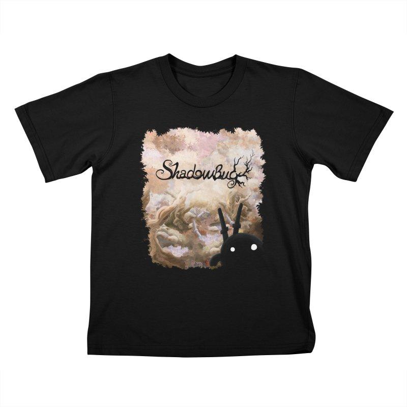 Shadow Bug Kids T-Shirt by Muro Studios Shop