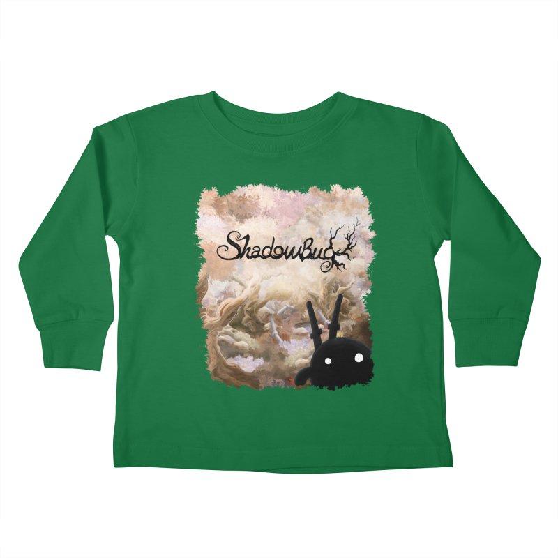 Shadow Bug Kids Toddler Longsleeve T-Shirt by Muro Studios Shop
