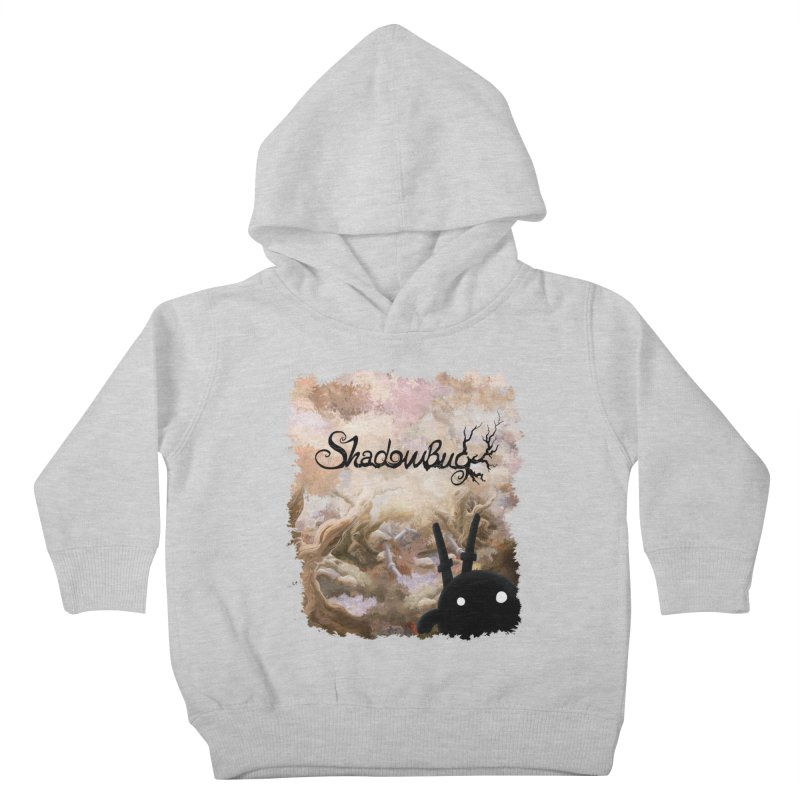 Shadow Bug Kids Toddler Pullover Hoody by Muro Studios Shop
