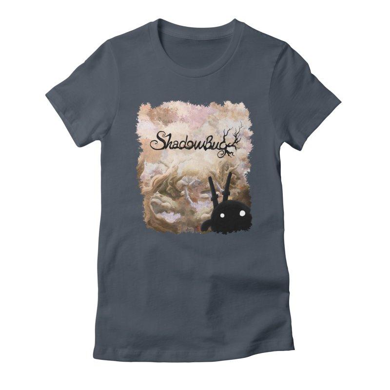 Shadow Bug Women's T-Shirt by Muro Studios Shop