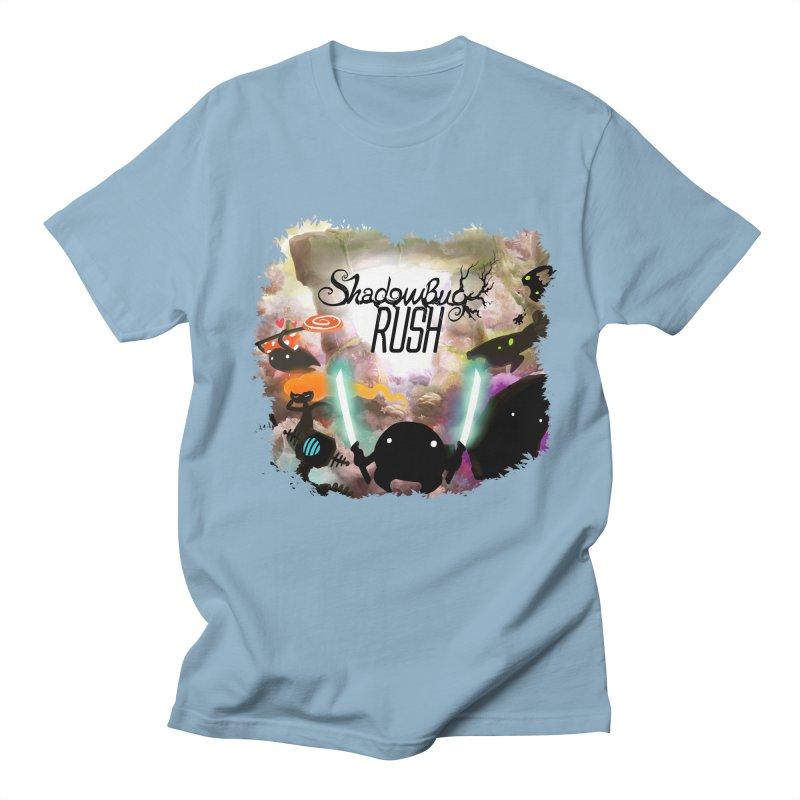 Shadow Bug Rush Men's T-shirt by Muro Studios Shop