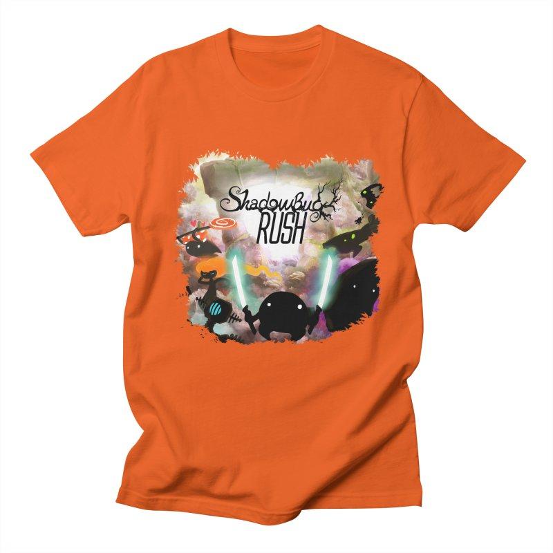 Shadow Bug Rush Men's Regular T-Shirt by Muro Studios Shop