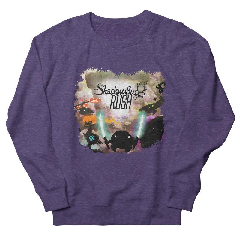 Shadow Bug Rush Women's Sweatshirt by Muro Studios Shop