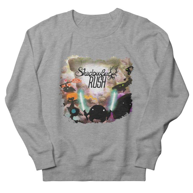 Shadow Bug Rush Women's French Terry Sweatshirt by Muro Studios Shop