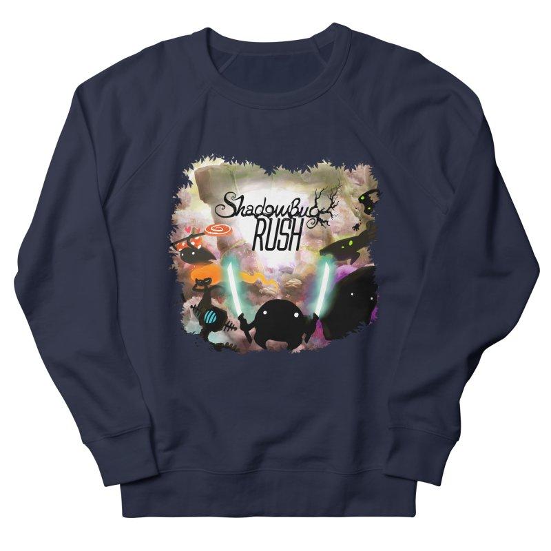 Shadow Bug Rush Men's Sweatshirt by Muro Studios Shop