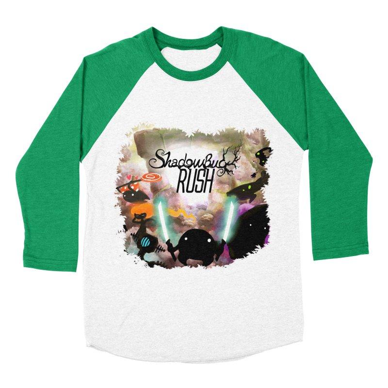 Shadow Bug Rush Women's Baseball Triblend T-Shirt by Muro Studios Shop