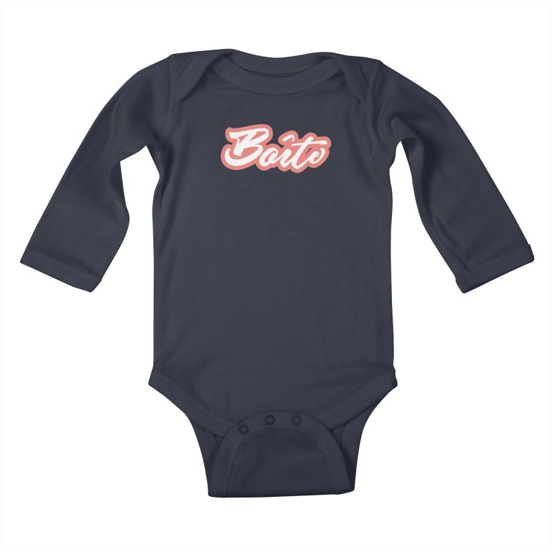Boîte - RED Kids Baby Longsleeve Bodysuit by Murphed