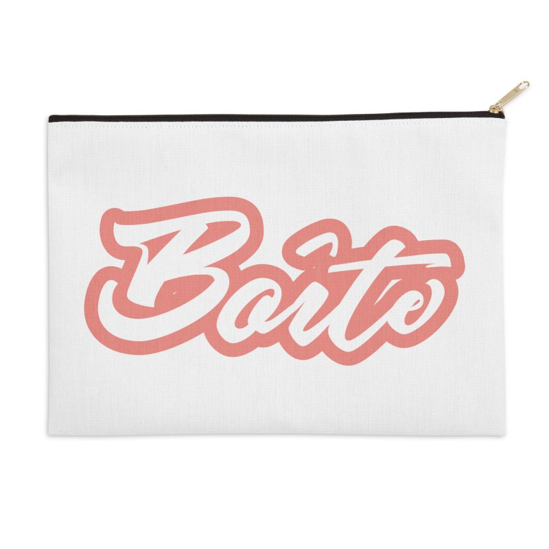 Boîte - RED Accessories Zip Pouch by Murphed