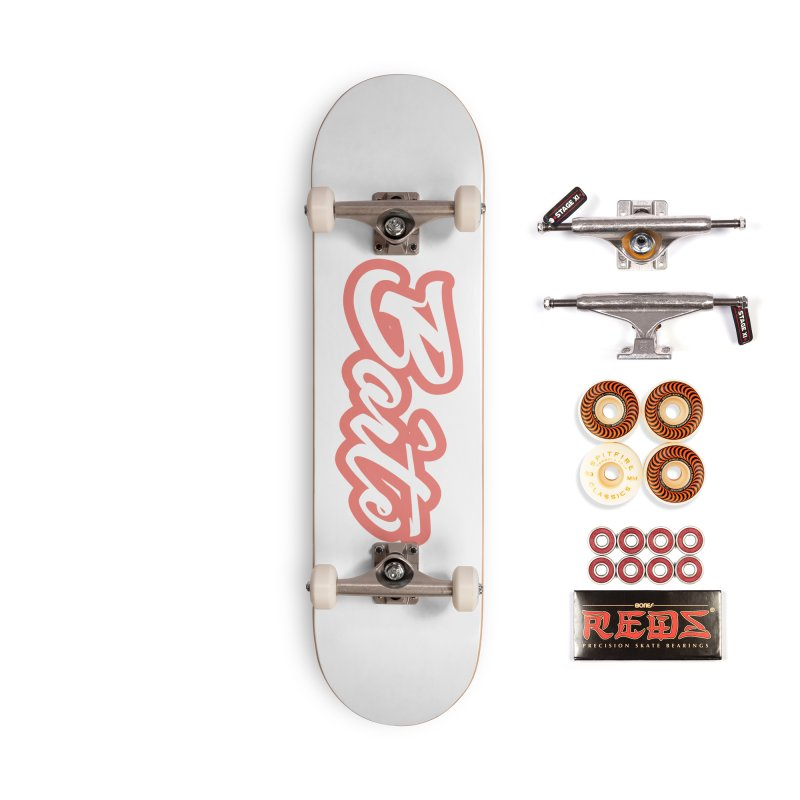Boîte - RED Accessories Skateboard by Murphed