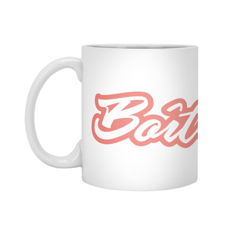 Boîte - RED Accessories Mug by Murphed