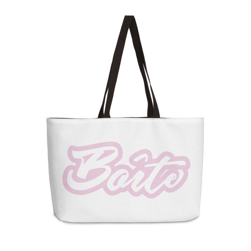 Boîte - PINK Accessories Bag by Murphed