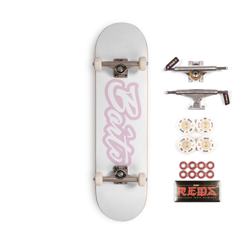 Boîte - PINK Accessories Complete - Pro Skateboard by Murphed