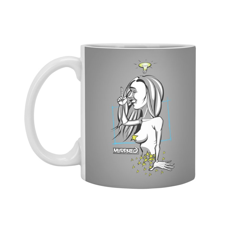 Bulbous Accessories Standard Mug by Murphed