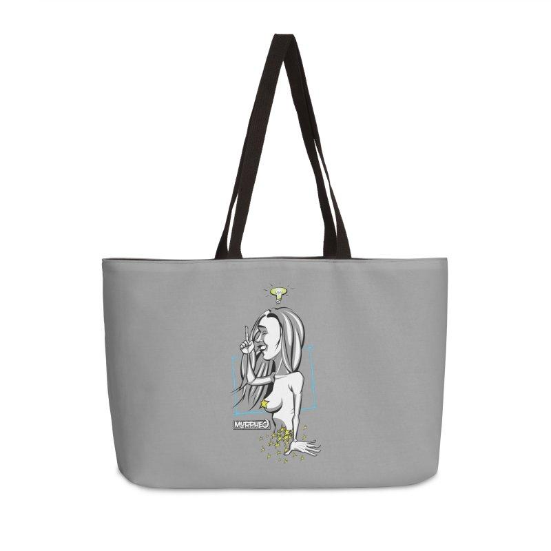 Bulbous Accessories Weekender Bag Bag by Murphed