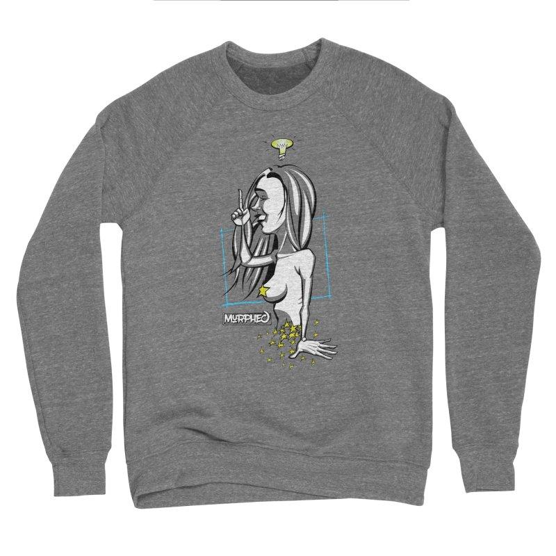 Bulbous Women's Sponge Fleece Sweatshirt by Murphed
