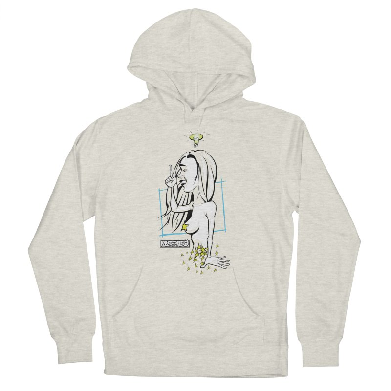 Bulbous Men's French Terry Pullover Hoody by Murphed