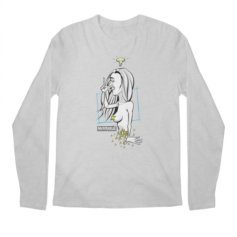 Bulbous Men's Regular Longsleeve T-Shirt by Murphed