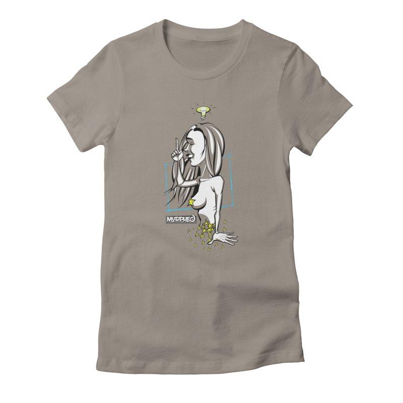 Bulbous Women's T-Shirt by Murphed