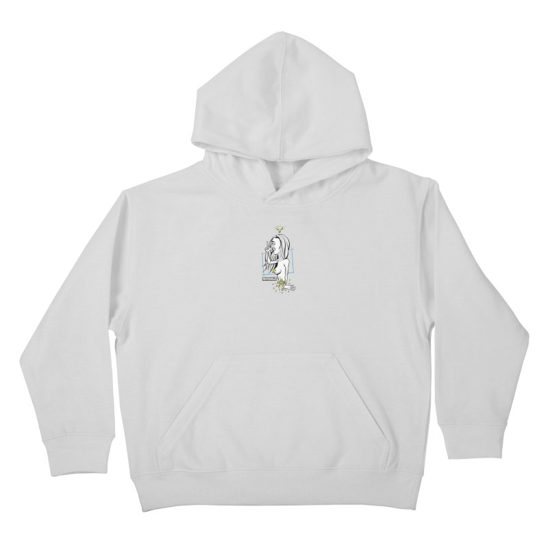 Bulbous Kids Pullover Hoody by Murphed