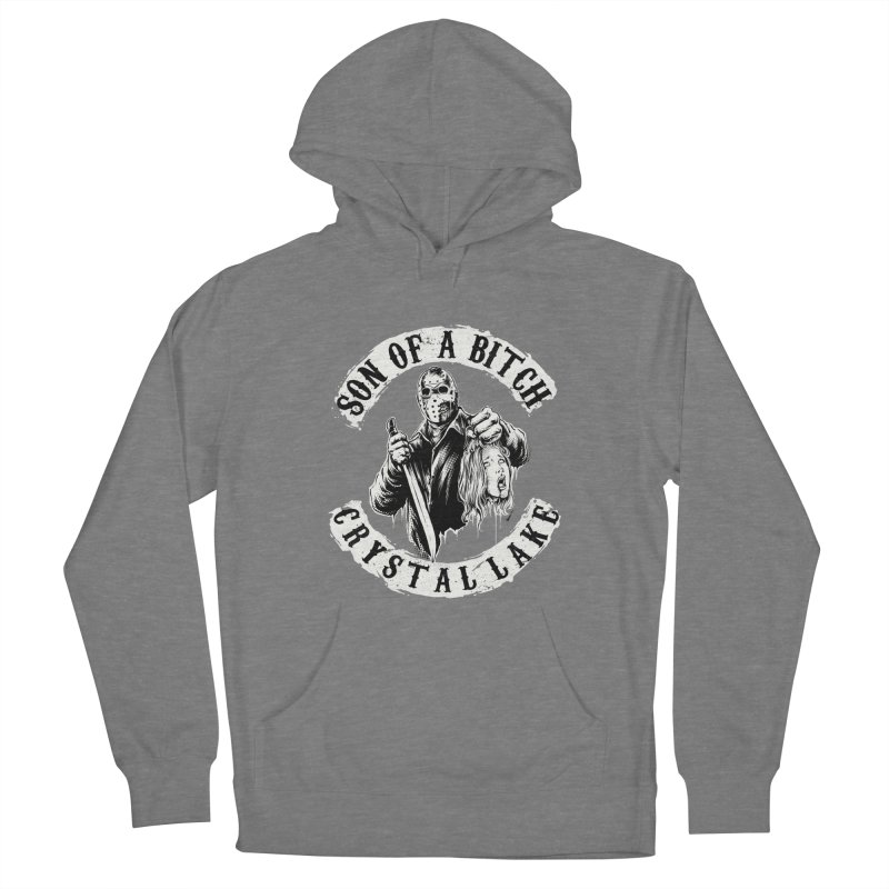 son of a bitch Women's Pullover Hoody by THE DARK SIDE