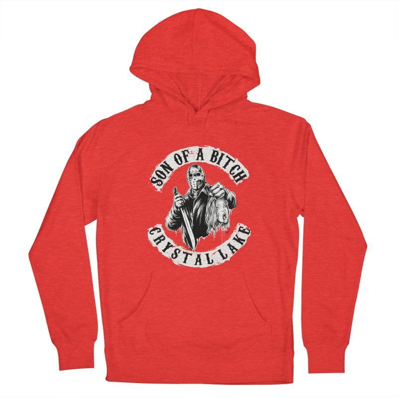 son of a bitch Men's Pullover Hoody by THE DARK SIDE