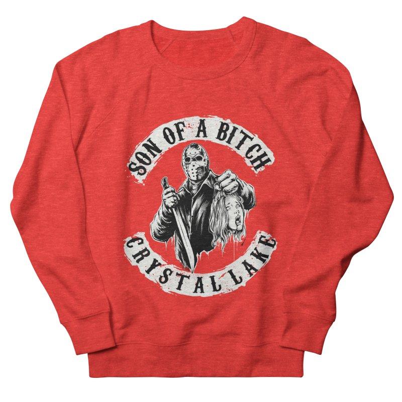son of a bitch Women's Sweatshirt by THE DARK SIDE
