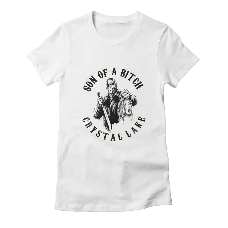 son of a bitch Women's T-Shirt by THE DARK SIDE