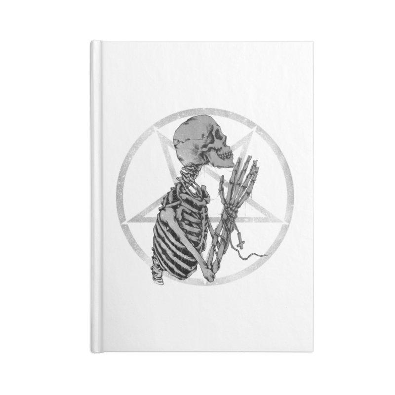 pentagram Accessories Notebook by THE DARK SIDE