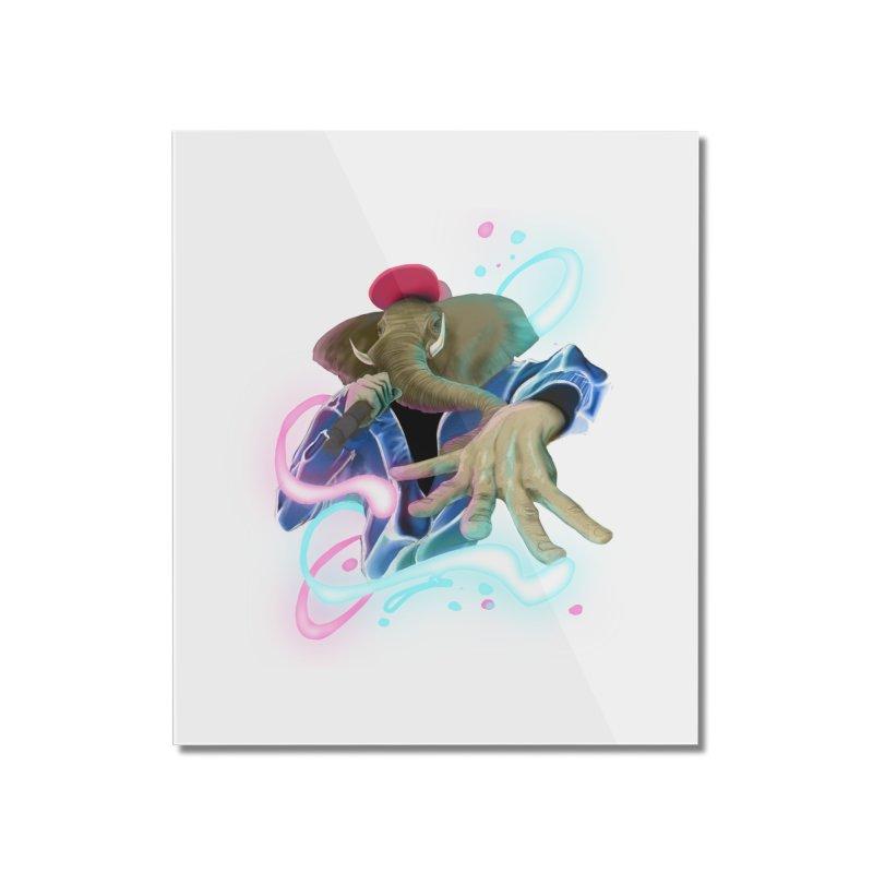 THE ELESWAG Home Mounted Acrylic Print by mushroom's Artist Shop