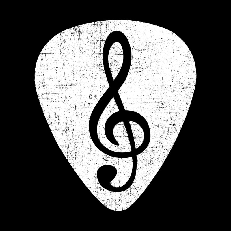 Guitar Pick by musica
