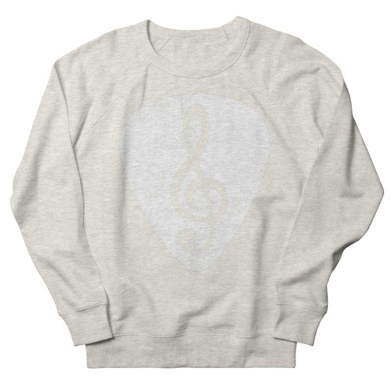 Guitar Pick Men's Sweatshirt by musica
