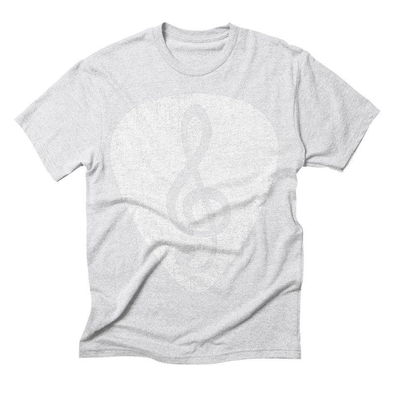 Guitar Pick Men's Triblend T-shirt by musica