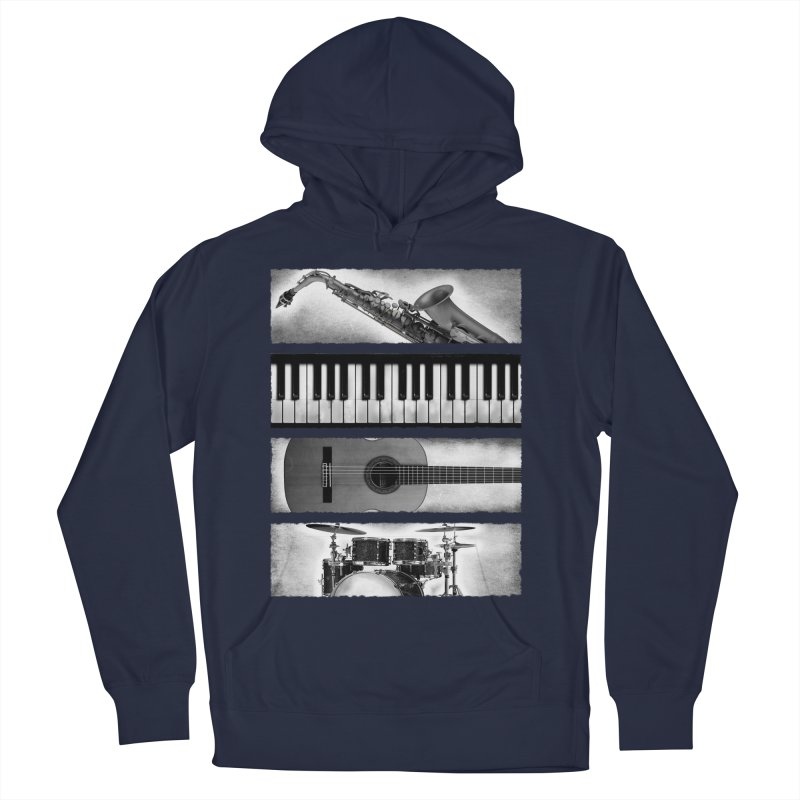 Music Elements Men's Pullover Hoody by musica