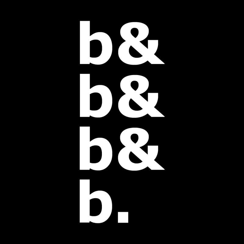 B-List: A List of B's Men's T-Shirt by Music City Chorus