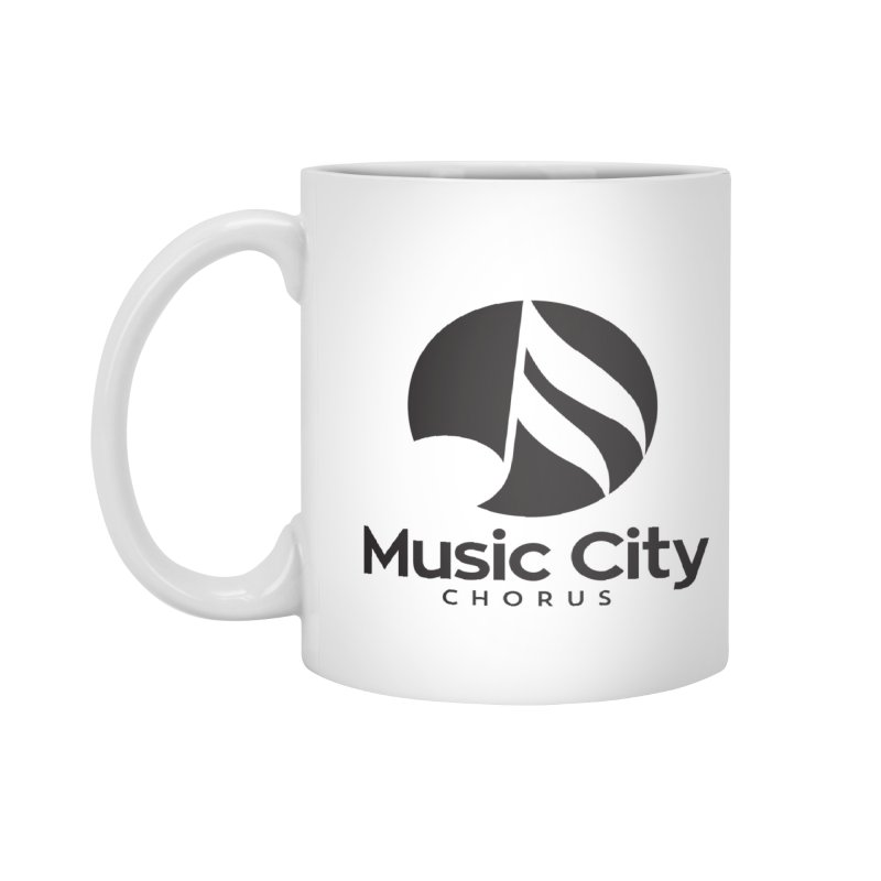 Accessories Accessories Mug by Music City Chorus