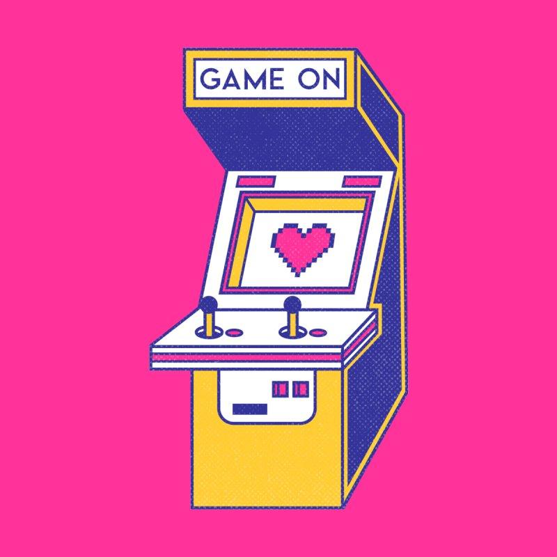 Retro Arcade Video Game by Tamara Lance