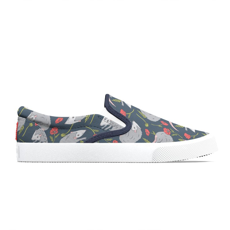 Possums and Poppies Women's Shoes by Tamara Lance