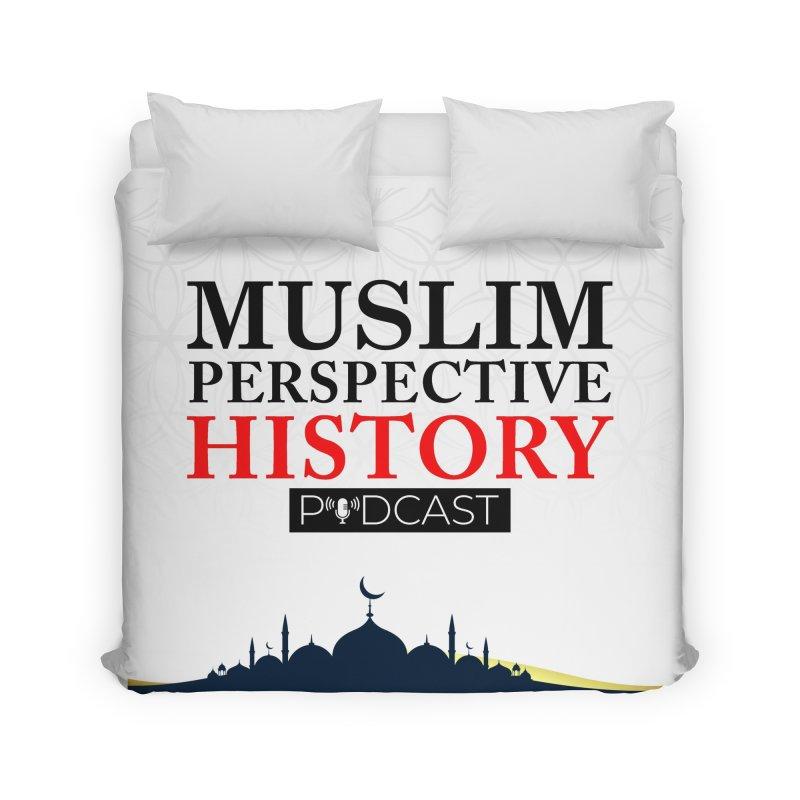 Muslim Prespective History Podcast Logo Home Duvet by muslim perspective history podcast store