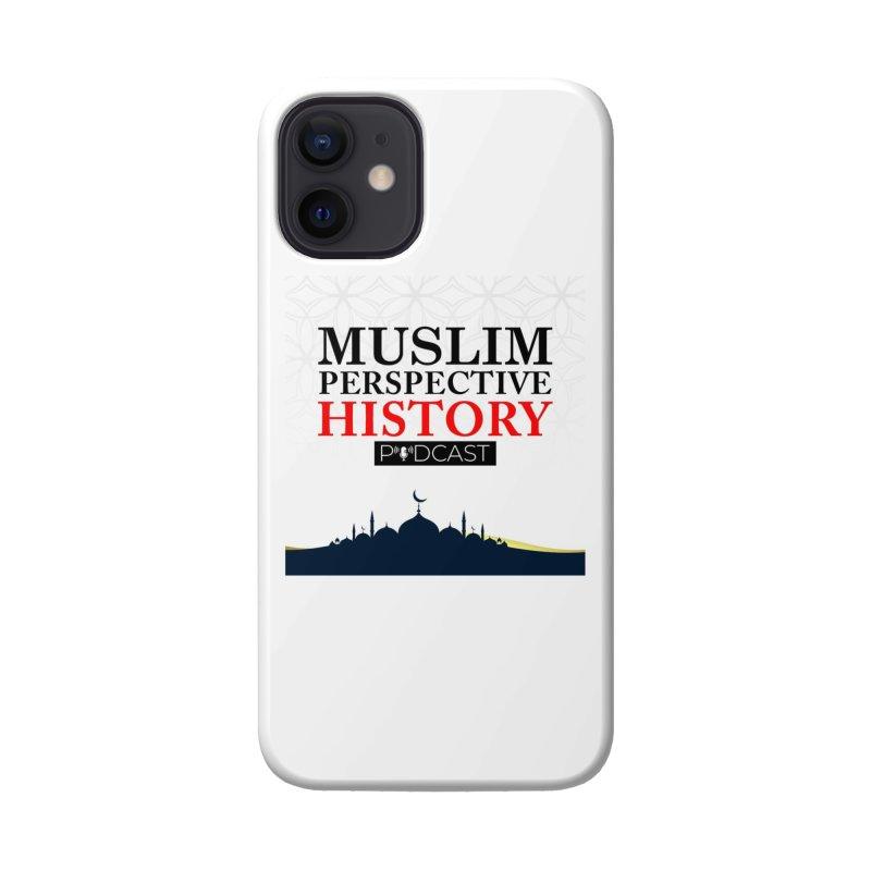 Muslim Prespective History Podcast Logo Accessories Phone Case by muslim perspective history podcast store