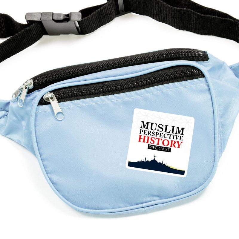Muslim Prespective History Podcast Logo Accessories Sticker by muslim perspective history podcast store