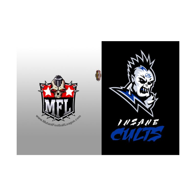 MFL Insane Cults journal by Mutant Football League Team Store