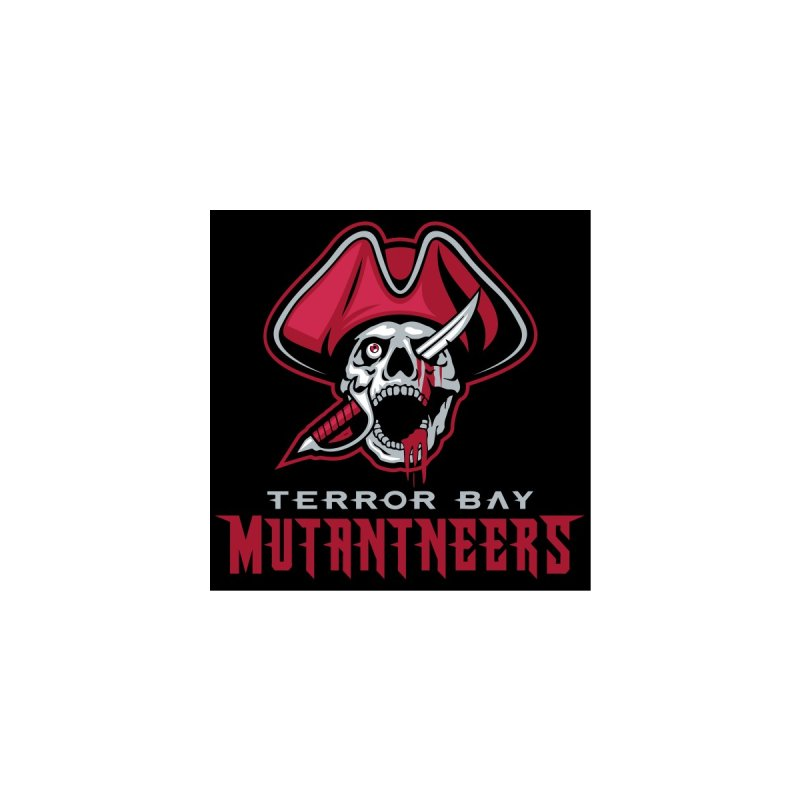 MFL Terror Bay Mutantneers logo Women's Tank by Mutant Football League Team Store