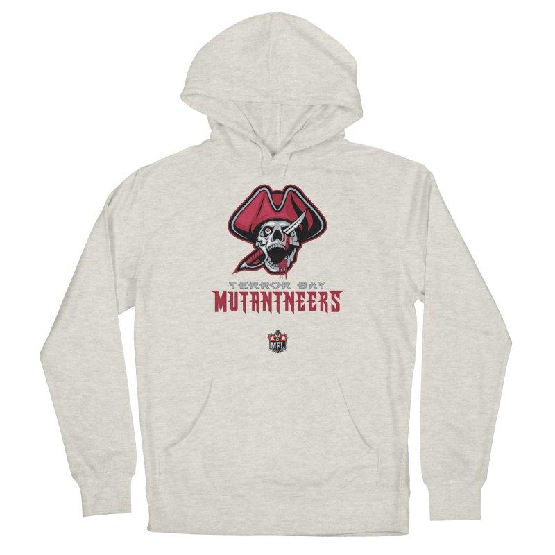 MFL Terror Bay Mutantneers logo Men's Pullover Hoody by Mutant Football League Team Store