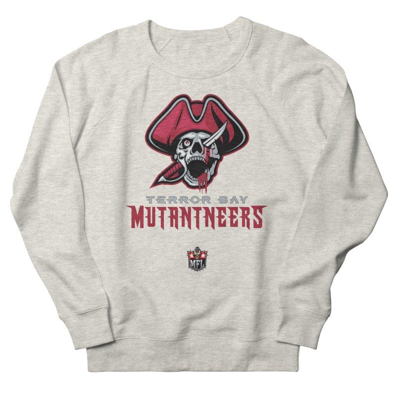 MFL Terror Bay Mutantneers logo Men's Sweatshirt by Mutant Football League Team Store