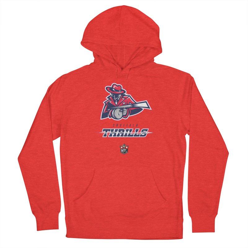 MFL Snuffalo Thrills logo Women's Pullover Hoody by Mutant Football League Team Store