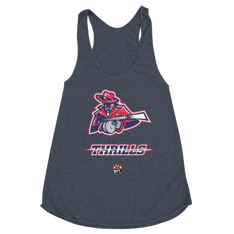 MFL Snuffalo Thrills logo Women's Tank by Mutant Football League Team Store