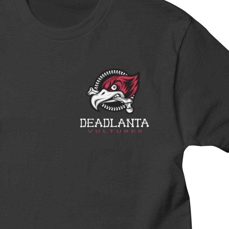 MFL Deadlanta Vultures - Ratty Ice Men's T-Shirt by Mutant Football League Team Store