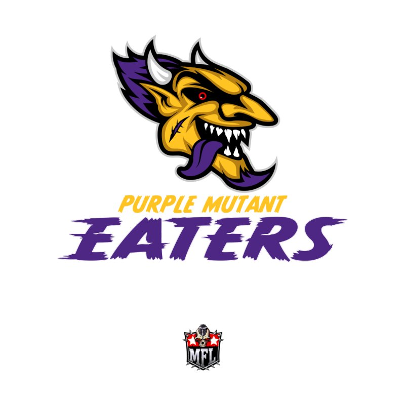 MFL Purple Mutant Eaters apparel by Mutant Football League Team Store