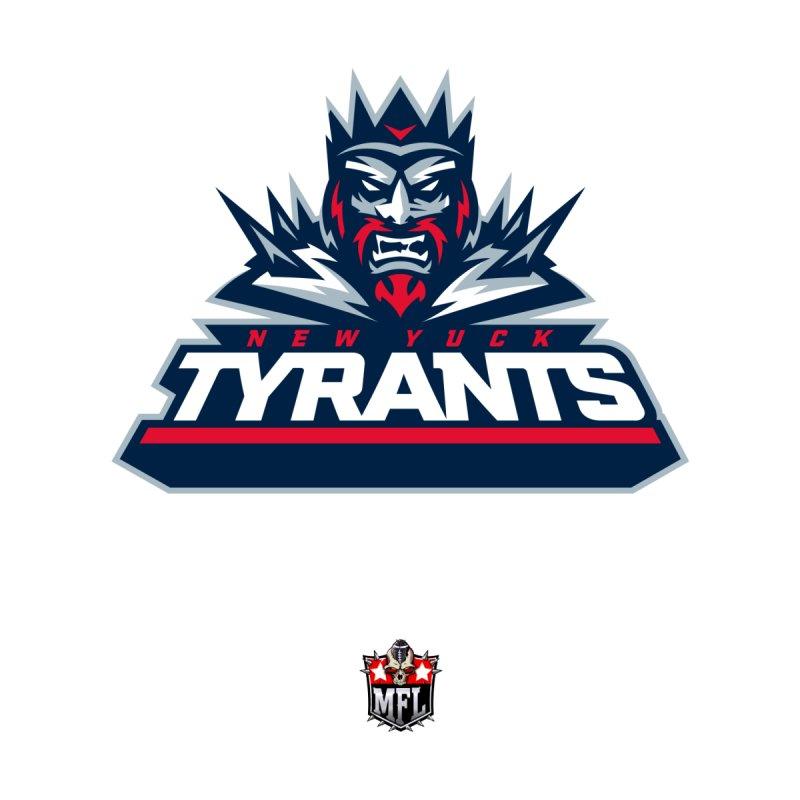 MFL New Yuck Tyrants apparel by Mutant Football League Team Store